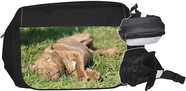 GÜRTELTASCHE Bauchtasche Hüfttasche Bag American PIT BULL Pitbull APT 01