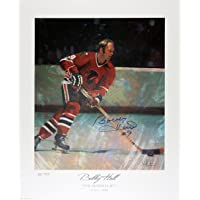$130 » The Golden Jet Signed Lithograph Ltd. Ed. - Bobby Hull - Chicago Blackhawks