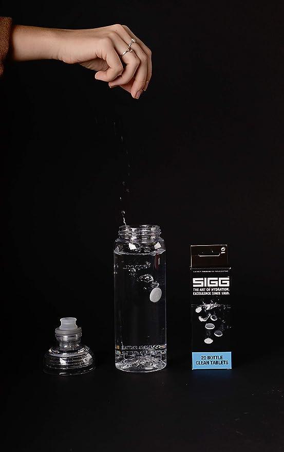 SIGG Reinigungstabletten Tabletten Bootle Clean 20 Tabletten Reiniger Flasche