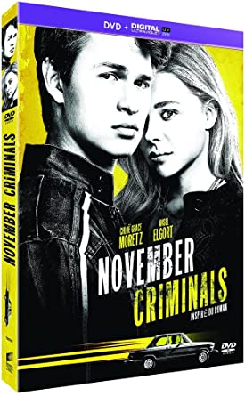 DVD du film November criminals