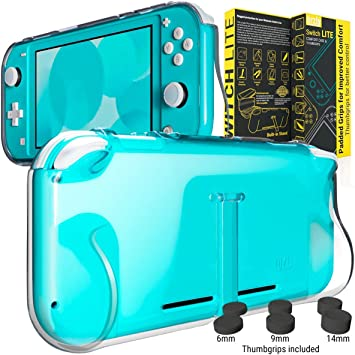 Funda para la Nintendo Switch Lite – Comfort Grip Case, Carcasa ...