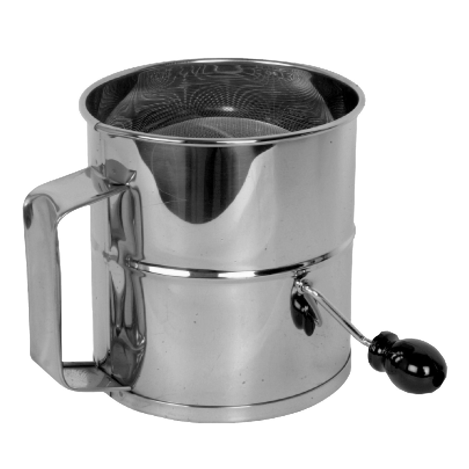 Excellante 8 Cup Flour Sifter Thunder Group 3248