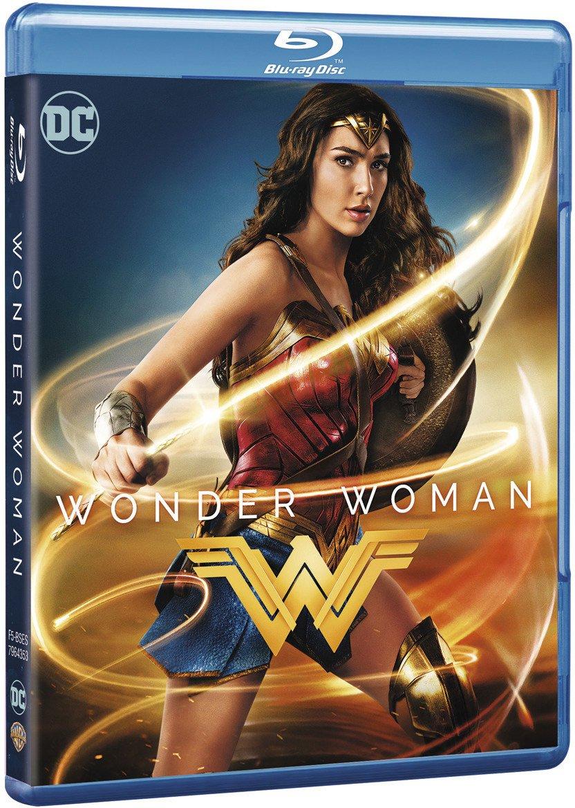 Wonder Woman Blu-Ray [Blu-ray]