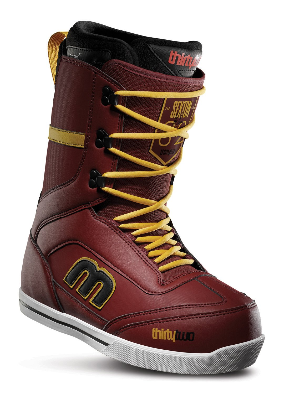 Thirtytwo Lo Cut '17 Snowboard Boot