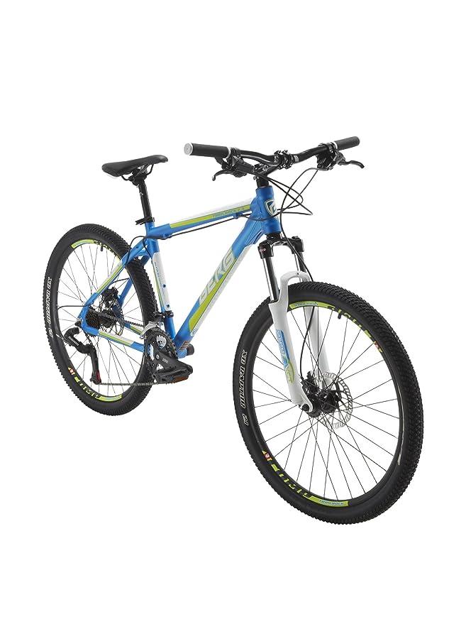 Berg Cycles Bicicleta Trailrock 2.4 Azul 15(S): Amazon.es ...