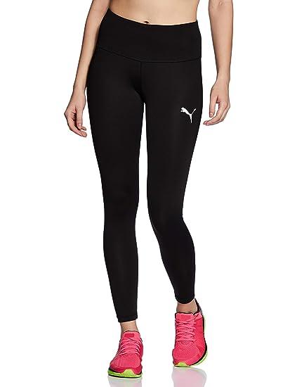 varios tipos de reputación primero disfruta el precio más bajo Buy Puma Women's Tights Leggings (85177901 Black_M) at Amazon.in