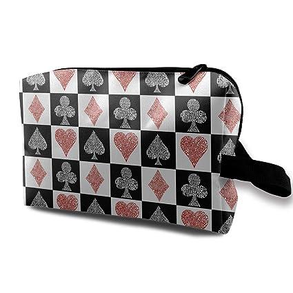 Poker Card Casino Pop Art Travel Bolsa de Aseo Bolsas de ...