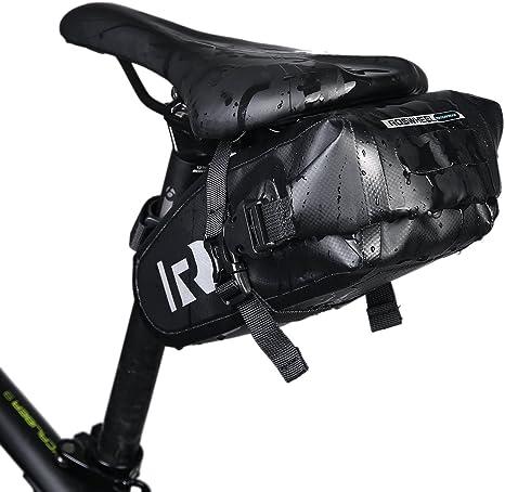 Bolsa para sillín de bicicleta, XPhonew impermeable bolsa de ...