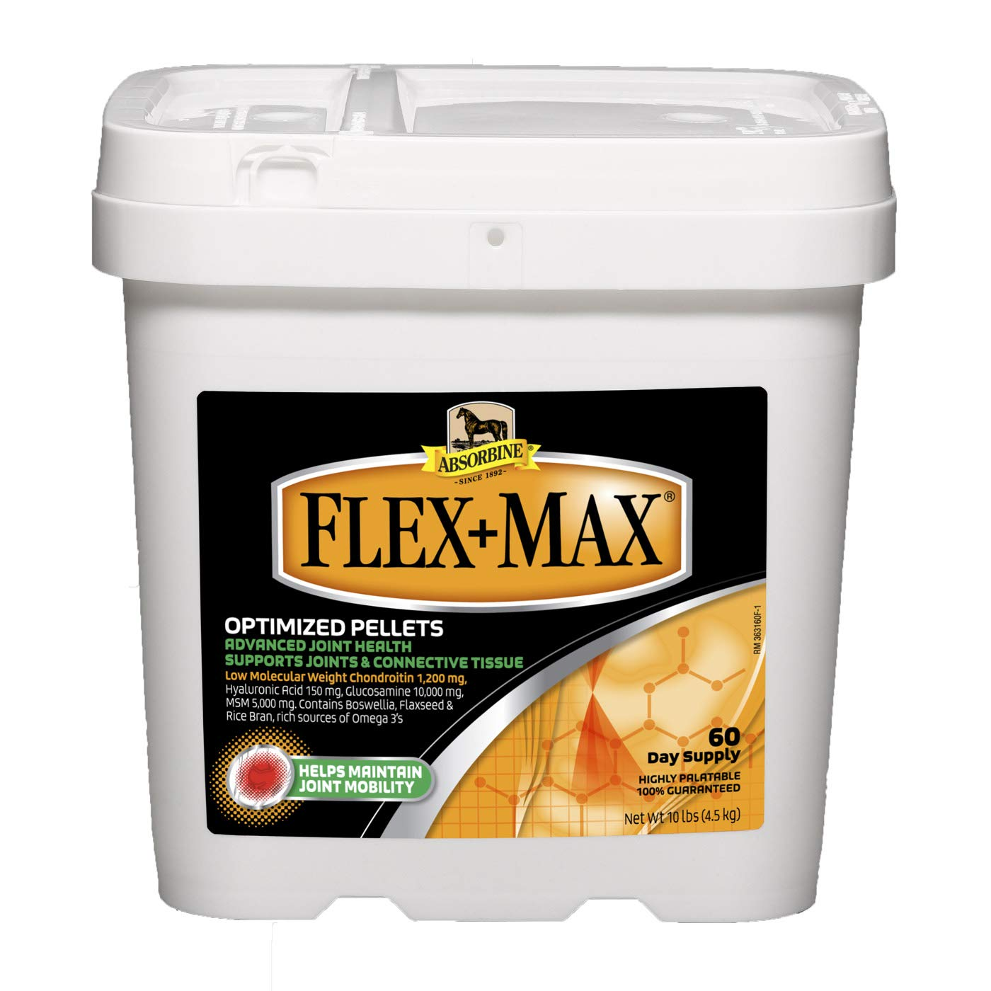 Absorbine Flex + Max Pellets 60 Day for Pets by Absorbine