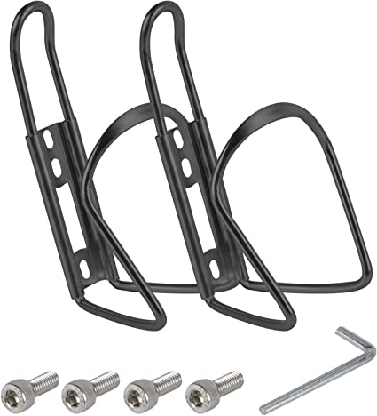 Portable Bicycle Bike Cycling Drink Water Bottle Holder Rack Cage Bracket