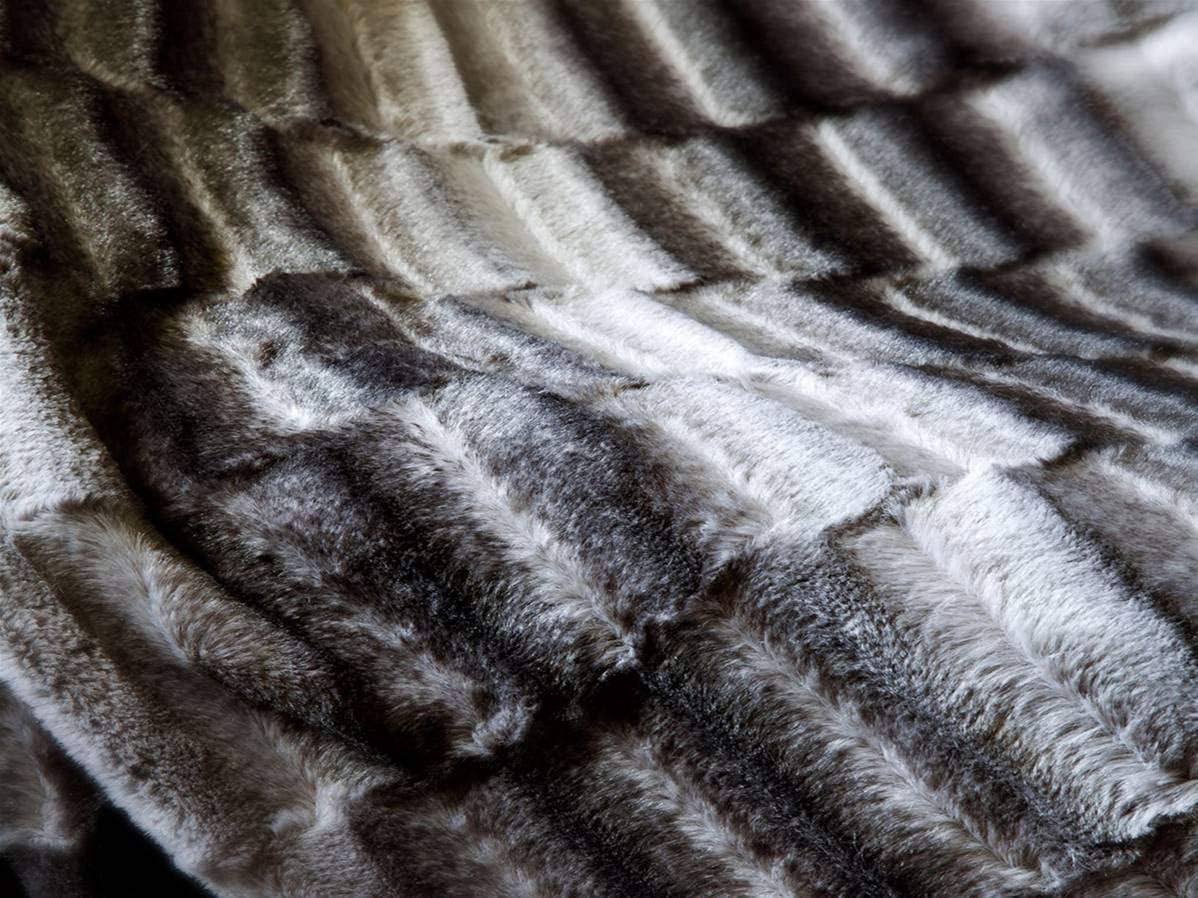 Manta Plaid Multiusos ARTICO Burdeos 130x160 cm Barcelo