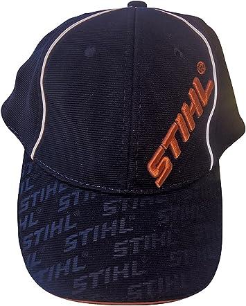 Stihl - Gorra de béisbol, Color Negro: Amazon.es: Deportes y aire ...