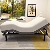 Milemont Adjustable Bed Base Twin XL
