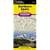 Northern Spain Adventure Map