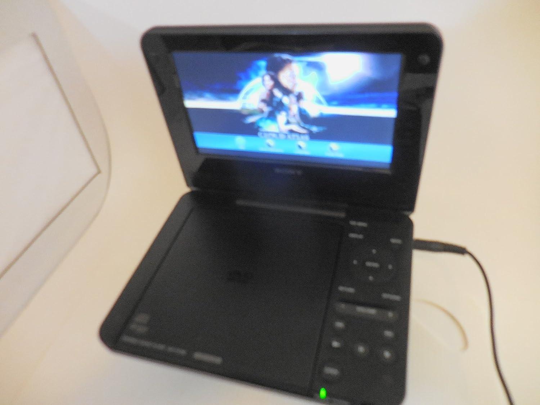 Amazon Com Sony Dvp Fx730 7 Inch Portable Dvd Player Black Electronics