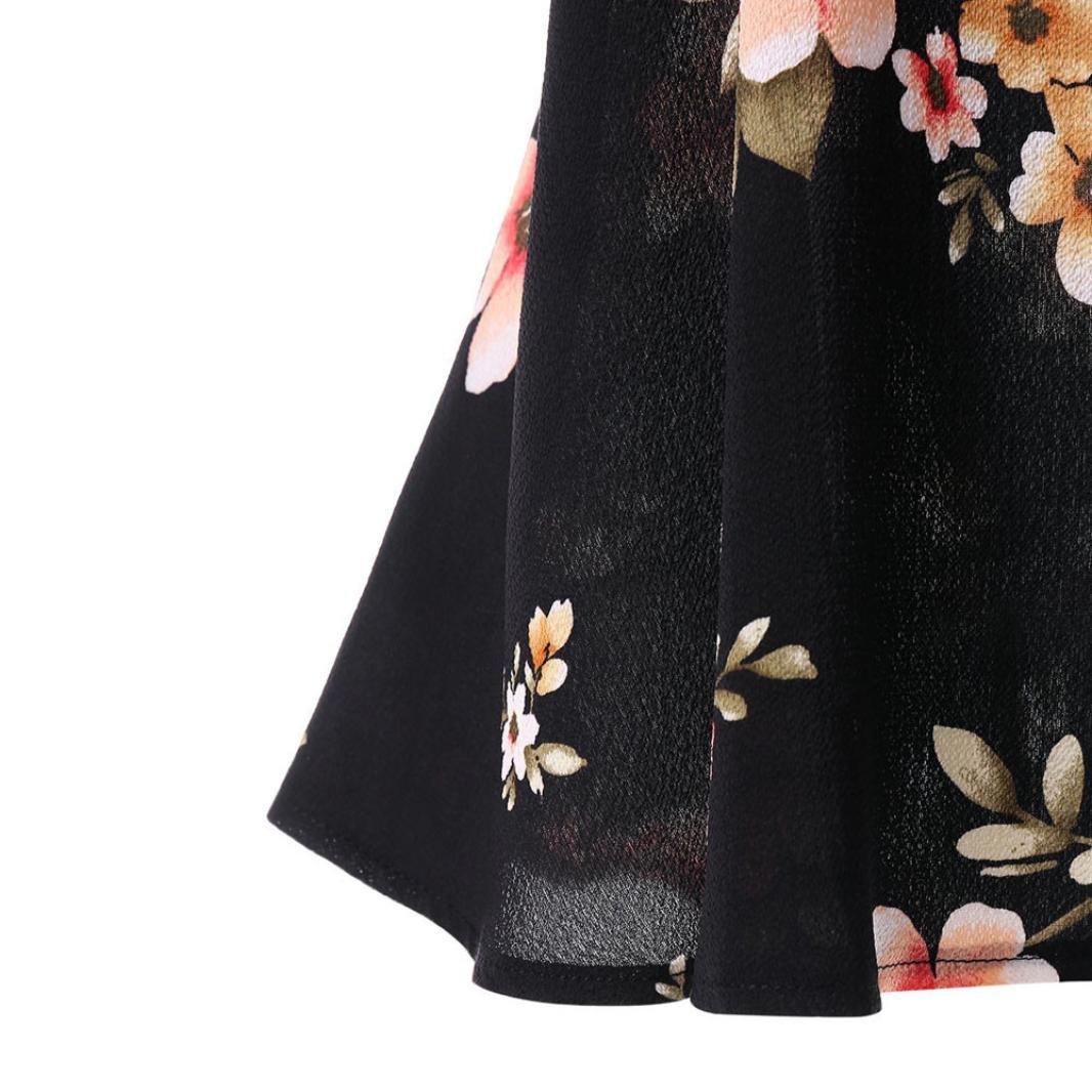 c849e2605112ed Botrong Women Floral Printing Shirt Sleeveless Vest Tank Top Blouse at Amazon  Women's Clothing store: