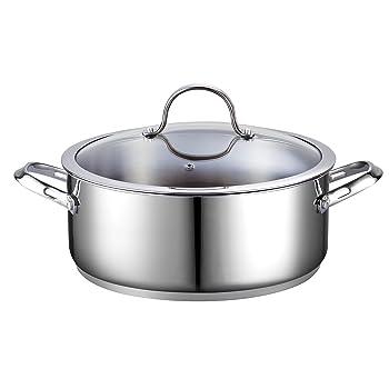 Cooks Standard 02518 7-quart Dutch Oven