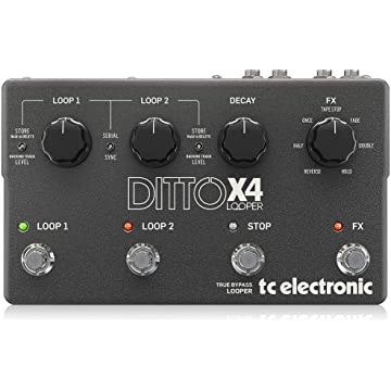 best TC Electronic Ditto X4 reviews