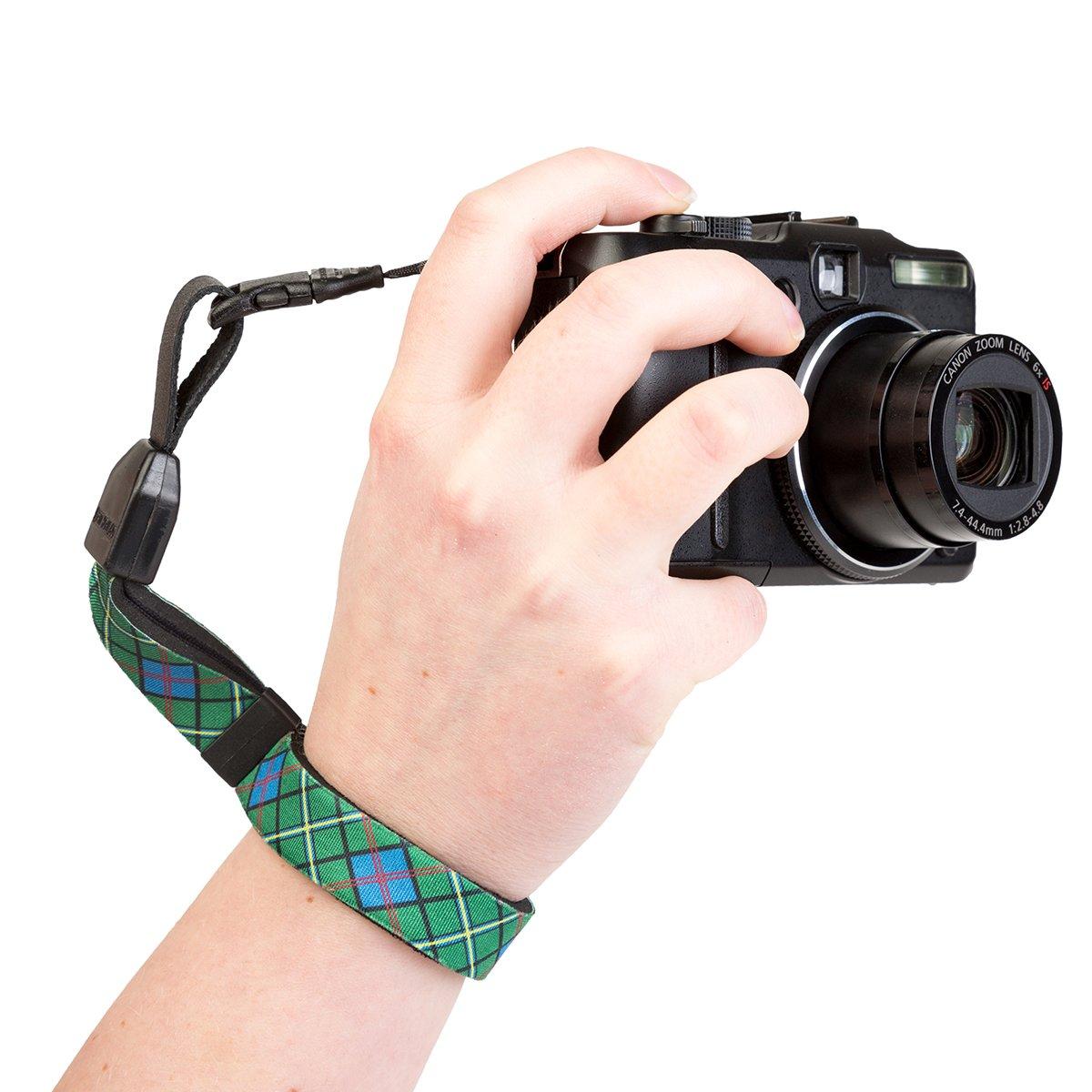 OP/TECH USA Cam Strap-QD (Black) 1801021