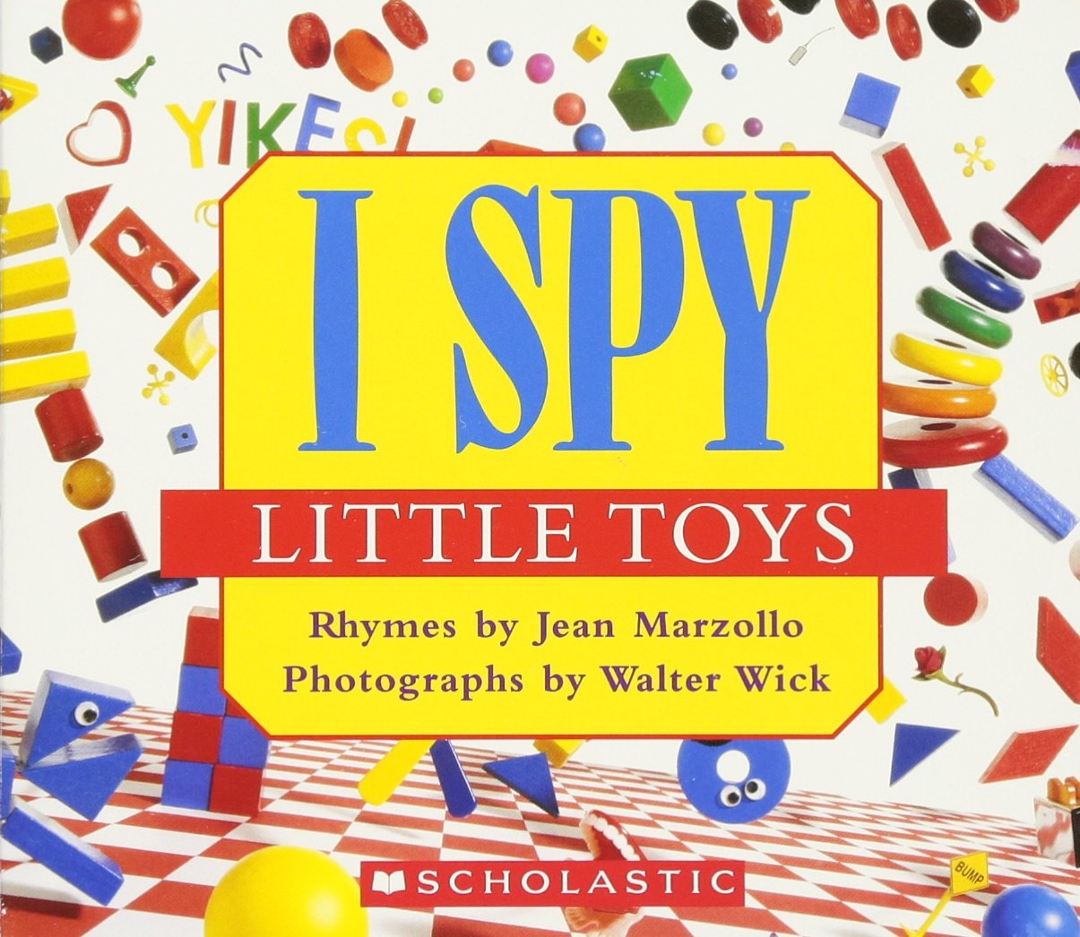 Read Online I Spy Little Toys PDF Text fb2 book