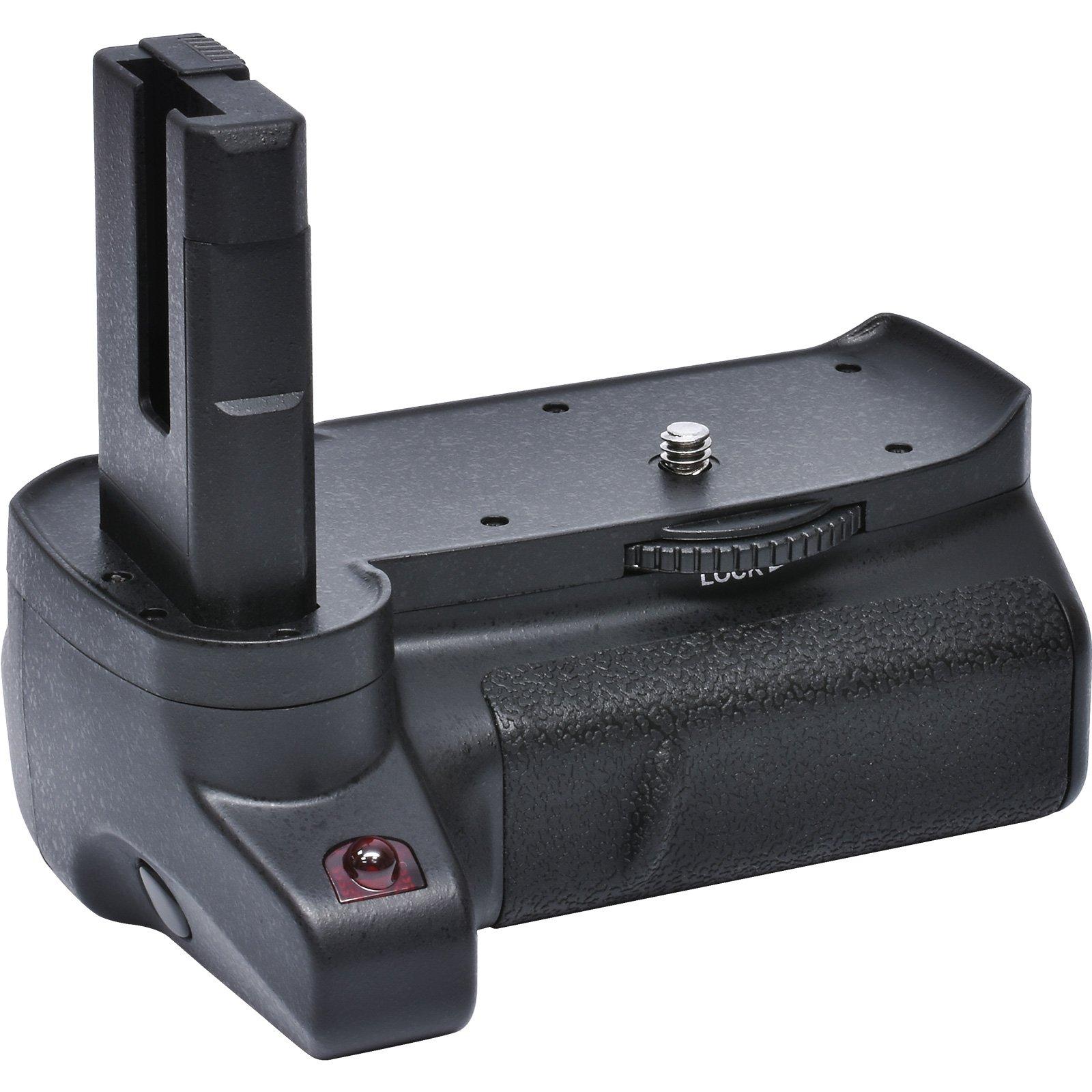 گرفتن باتری چند منظوره سری Vivitar Pro برای دوربین Nikon D3400 DSLR