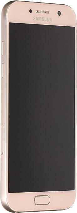 Samsung Galaxy A5 2017, Smartphone libre (5.2, 3GB RAM, 32GB, 16MP/Versión alemana: No incluye Samsung Pay ni acceso a promociones Samsung Members), color Rosa: Amazon.es: Electrónica