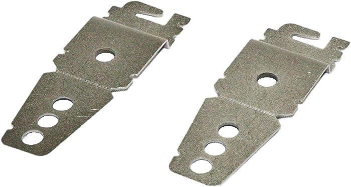 Supplying Demand 8269145 Dishwasher Anti Tip Bracket Kit Fits AP6012289