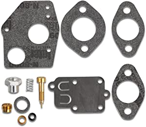 Kaymon Carburetor Carb Rebuild Kit 796184 Fit 80200 81200 82200 133200 135200 92200 93200 136200 100200 111200 112200 130200 Engine 3-5HP Engine