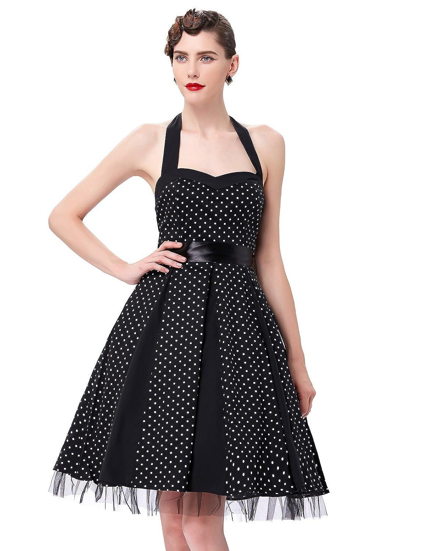 Kate Kasin 20s Festliches Kleid Petticoat Kleider Vinatge