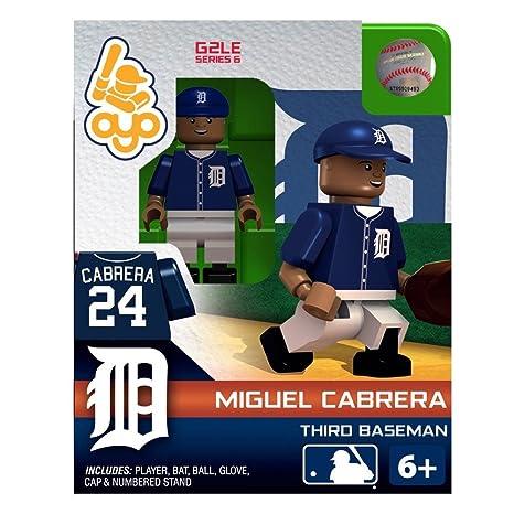 a42dc313 Amazon.com : MLB Detroit Tigers Miguel Cabrera OYO Figure : Sports ...