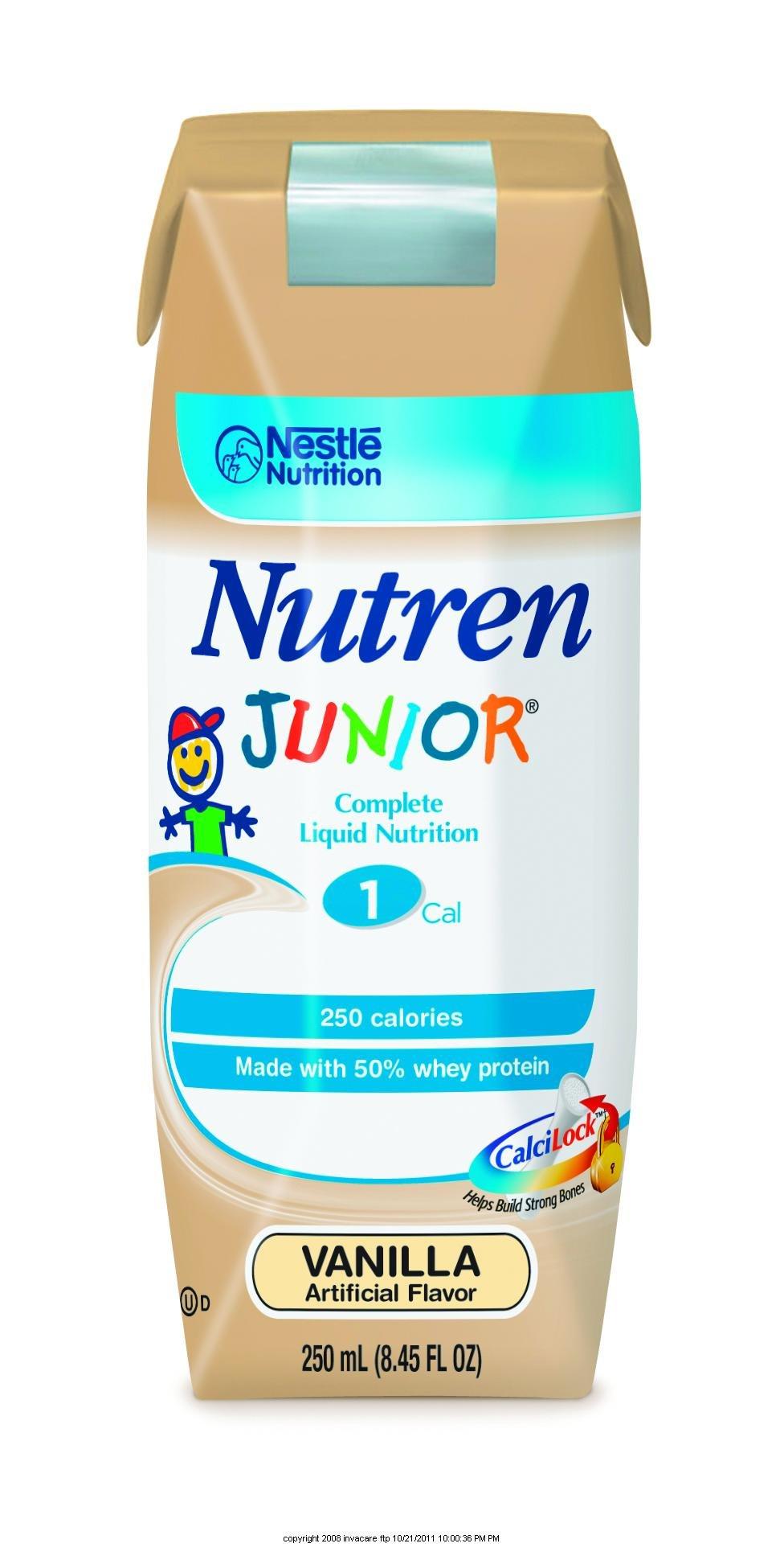 Nutren Junior , Nutren Jr Van Liq Nut-N 250 ml, (1 CASE