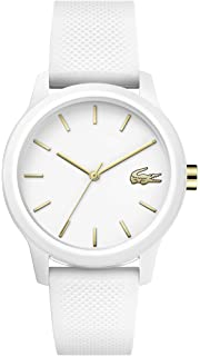 eaaa2c6538 Lacoste Women s Ladies Lacoste.12.12 Quartz TR-90 and Rubber Strap Casual  Watch