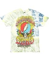 Grateful Dead 15th Anniversary T-Shirt Tie Dye