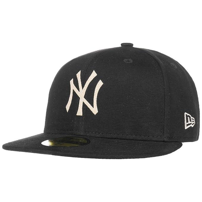 New Era Cappellino 59Fifty The Lounge Yankees Baseball cap Fitted   Amazon.it  Abbigliamento cd94daa5731b