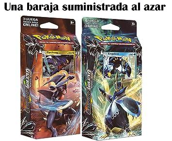 Pokemon JCC Sol y Luna: Ultraprisma Español - Juego de ...