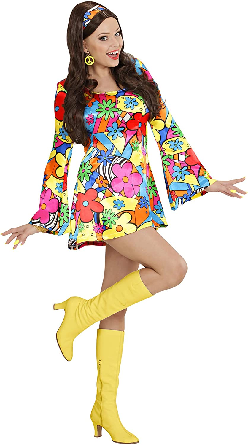 Brand New 60s Costume! Hippie Chick