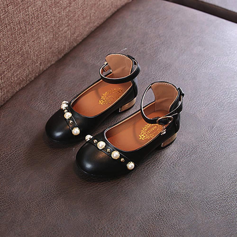 cinnamou Baby Schuhe M/äDchen,Leuchtschuhe M/äDchen,M/äDchen Stiefel Perlen Prinzessin Schuh Casual Sneaker Single Schuhe,Baby Schuhe M/äDchen 3-11 T
