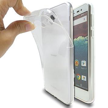 b435872e5a AQUOS ea 507SH Android One クリアTPU ケース カバー AQUOSeaケース AQUOSeaカバー AndroidOne  アンドロイド 507SH