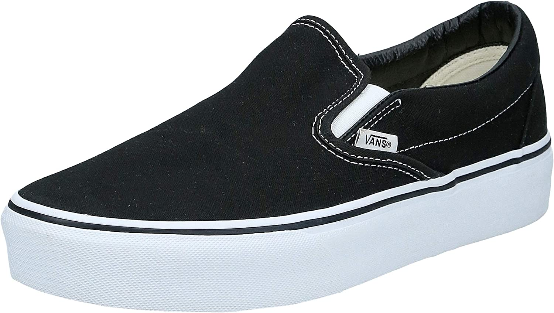 Vans Classic Slip-on Platform Womens