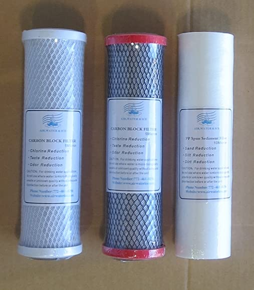 AWI 3 Pack Filters