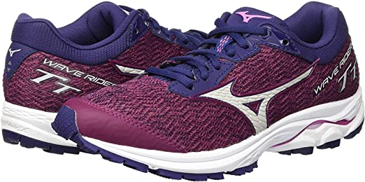 Mizuno Chaussures Femme Wave Rider TT: Amazon.it: Sport e