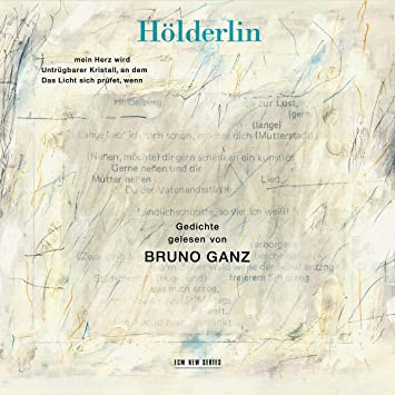 Bruno Ganz Holderlin Amazoncom Music