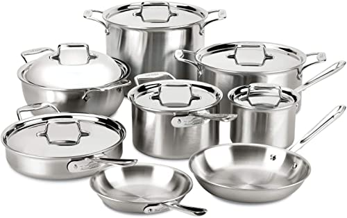 All-Clad D5 Cookware