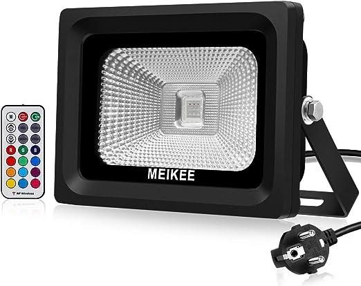 MEIKEE 10W Proyector led RGB en 16 opciones, 4 tipos de modos ...