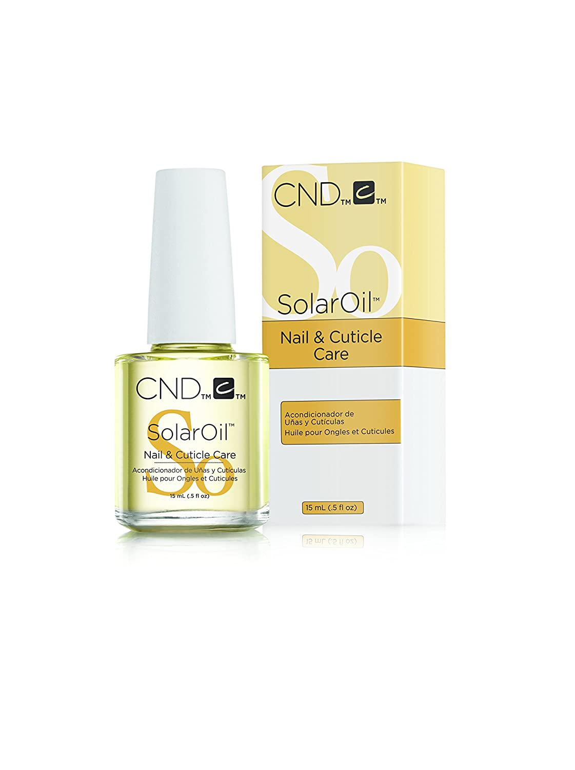 CND Solar Oil Nail and Cuticle Care 15 mL 91331