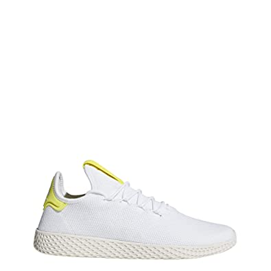 Jungen Tennis Fitnessschuhe Weiß Hu Adidas Pw Schuhe 80wvOnmN