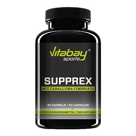Supprex 1000 mg - supresor del apetito - 90 cápsulas - fórmula innovadora - promueve la