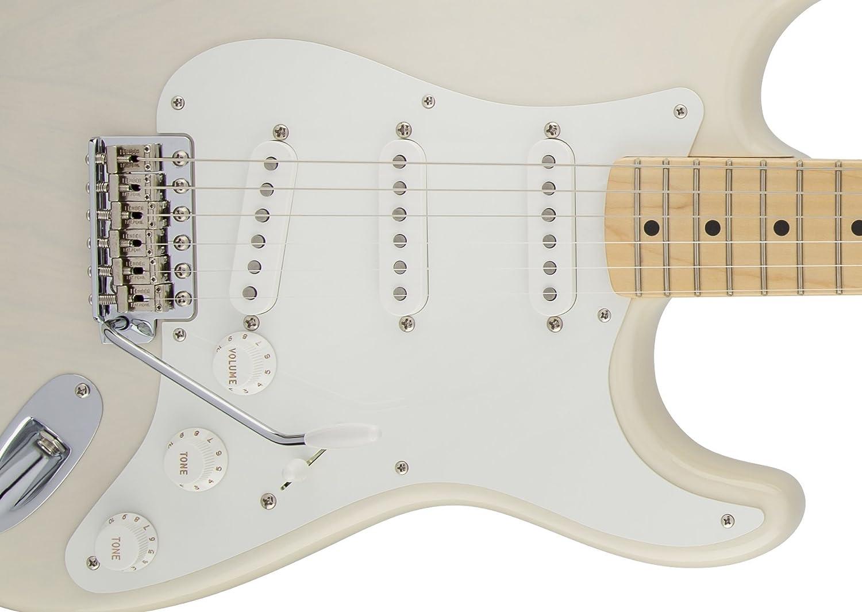 11-Hole Fender Modern Pickguard Tortoise Shell HH Stratocaster