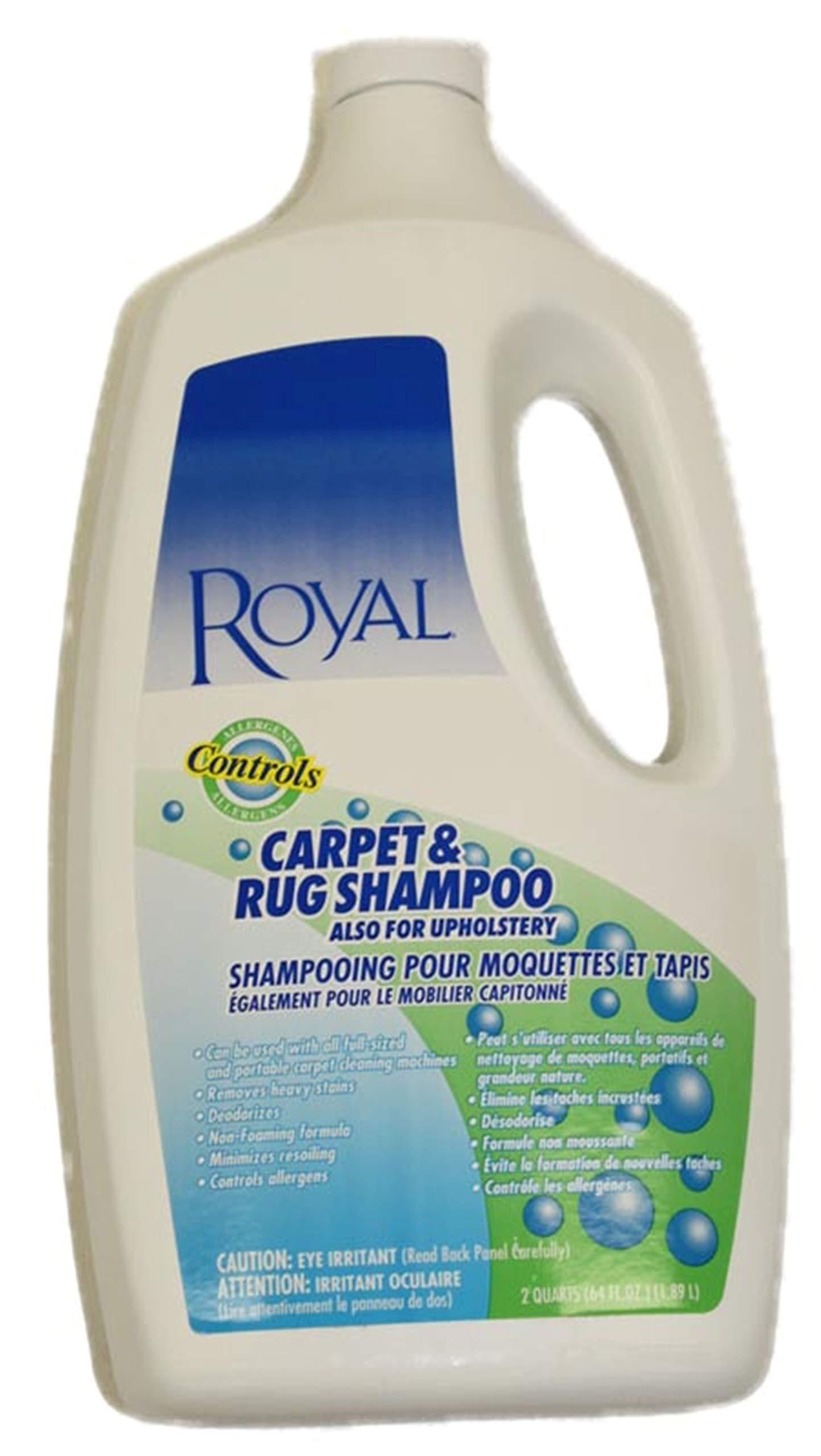 Royal Part#3115030001 - Genuine Royal Carpet and Rug Shampoo - 64 oz. by Royal