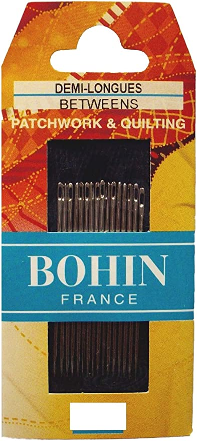 Size 8 Bohin Betweens Hand Needles 20 Per Package